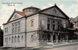 chs000147 - Churches Vintage Postcard