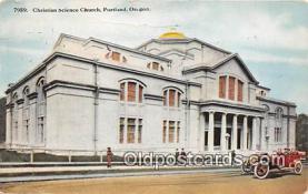 chs000149 - Churches Vintage Postcard
