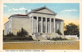 chs000150 - Churches Vintage Postcard