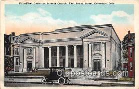 chs000151 - Churches Vintage Postcard