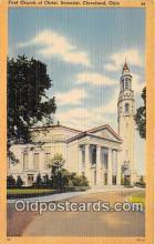 chs000153 - Churches Vintage Postcard