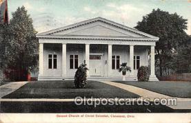 chs000154 - Churches Vintage Postcard