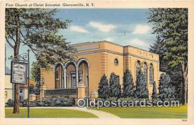 chs000158 - Churches Vintage Postcard
