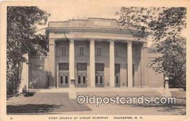 chs000160 - Churches Vintage Postcard