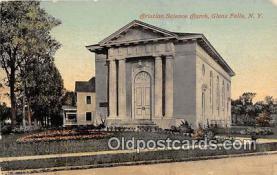 chs000163 - Churches Vintage Postcard