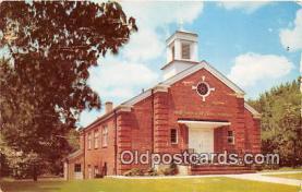 chs000165 - Churches Vintage Postcard