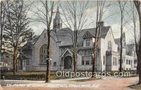 chs000166 - Churches Vintage Postcard