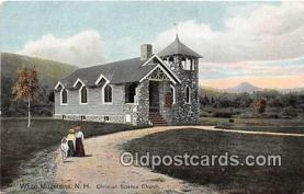 chs000169 - Churches Vintage Postcard