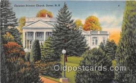 chs000170 - Churches Vintage Postcard