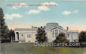 chs000172 - Churches Vintage Postcard
