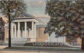 chs000173 - Churches Vintage Postcard