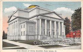 chs000174 - Churches Vintage Postcard