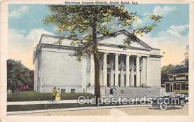 chs000175 - Churches Vintage Postcard