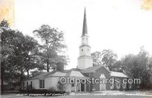 Real Photo - First Church of Christ Scientist