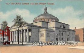 chs000180 - Churches Vintage Postcard
