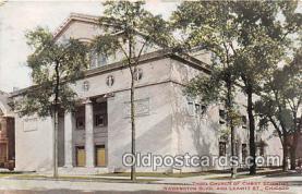 chs000181 - Churches Vintage Postcard