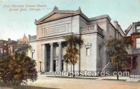 chs000182 - Churches Vintage Postcard