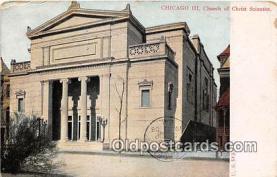 chs000186 - Churches Vintage Postcard