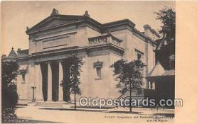 chs000187 - Churches Vintage Postcard