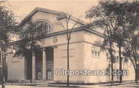 chs000189 - Churches Vintage Postcard