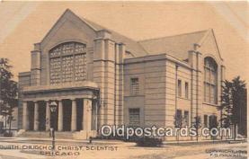 chs000191 - Churches Vintage Postcard
