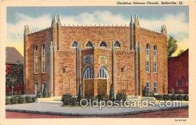chs000192 - Churches Vintage Postcard