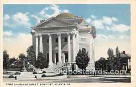 chs000193 - Churches Vintage Postcard