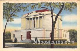 chs000194 - Churches Vintage Postcard