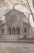 chs000195 - Churches Vintage Postcard