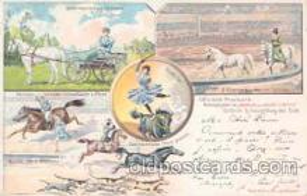 cir001002 - Barnum & Bailey Circus Postcard Post Card