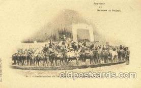 cir001007 - Barnum & Bailey Circus Postcard Post Card