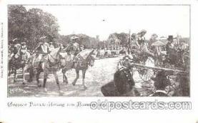 cir001013 - Barnum & Bailey Parade Postcard Post Card