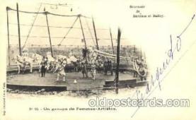 cir001019 - Barnum & Bailey Circus Postcard Post Card