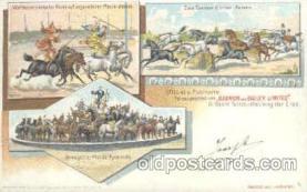 cir001030 - Ringling Bros.& Barnum & Bailey Circus Postcard Post Card