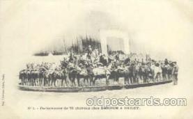 cir001034 - Ringling Bros.& Barnum & Bailey Circus Postcard Post Card