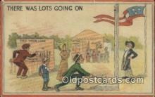 cir001041 - Circus Postcard Post Card Old Vintage Antique