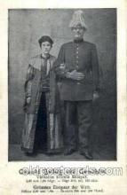 Oswald Balling & Gemahlin