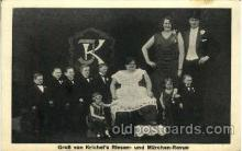 cir002083 - Krichel's Riesen & Marchen - Revue, Tallest Person Postcard Post Card