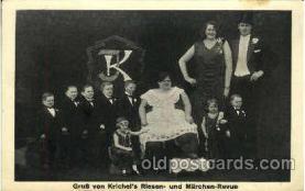 Krichels Riesen & Marchen-Revue