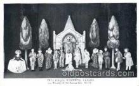 cir003049 - Fred Roper's Wonderful Midgets, Smallest Person, Midget, Dwarf,  Circus Postcard Post Card