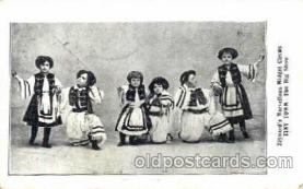 cir003055 - Zeynard's Midgets, Smallest Person, Midget, Midgets, Dwarf,  Circus Postcard Post Card