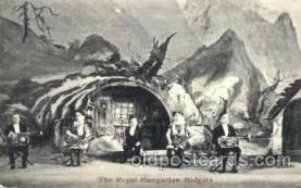 cir003068 - The Royal Hungarian Midgets, Smallest Person, Midget, Midgets, Dwarf,  Circus Postcard Post Card