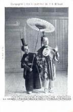 cir003118 - Circus Midgets postcard Post Card