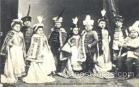 cir003130 - Circus Midget Midgets postcard Post Card