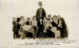 cir003135 - The Famous Midget Bridal Entourage, John Lester's Midgets, Circus Midgets, Smallest Person Postcard Post Card