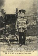cir003144 - Wilhelm Kannstein, Circus Midgets, Smallest Person Postcard Post Card