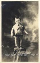 cir003155 - Circus Smallest Person, Midget Postcard Post Card