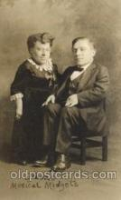 cir003158 - Jobers Musical Midgets Smallest Person, Midget, Midgets, Circus Postcard Post Card