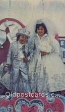 cir003175 - Michu & Juliana Circus Postcard Post Card Old Vintage Antique