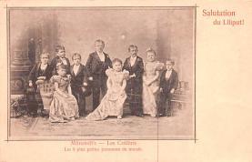 cir003211 - Circus Post Card, Old Vintage Antique Postcard